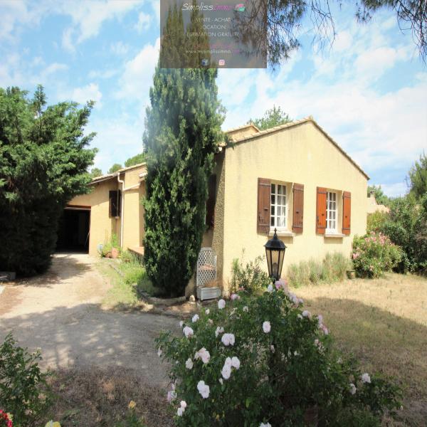 Offres de vente Villa Châteauneuf-de-Gadagne 84470